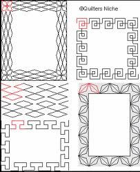 quilting borders designs - Google Search
