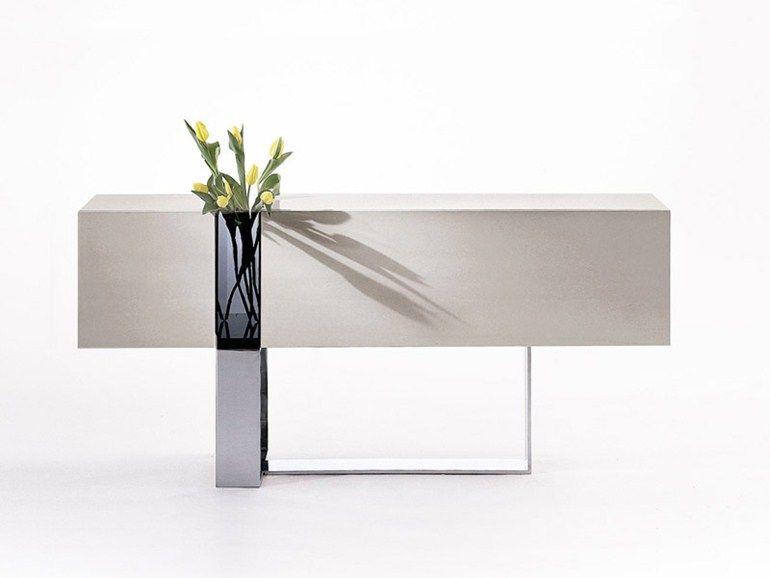 Madia laccata FLO' by EmmeBi design Duccio Grassi