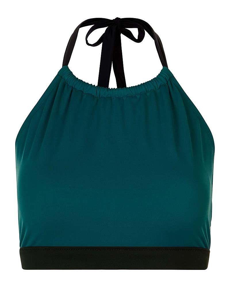 14955e7292692 Sweaty Betty Glo Bikini Top Teal/Black Size Medium UK 12 rrp 50 DH087 NN 23  #fashion #clothing #shoes #accessories #womensclothing #swimwear (ebay link)