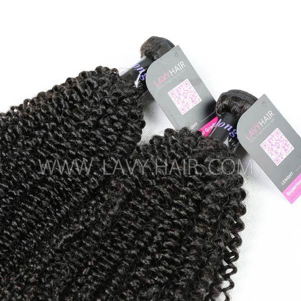 Superior Grade 1 bundle Mongolian Kinky Curly Virgin Human hair extensions WWW.LAVYHAIR777.COM #lavyhair #kinkycurly #hairextension #virginhair #beauty #fashion