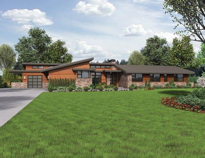 Home Plan HOMEPW76501 - 3938 Square Foot, 4 Bedroom 3 Bathroom