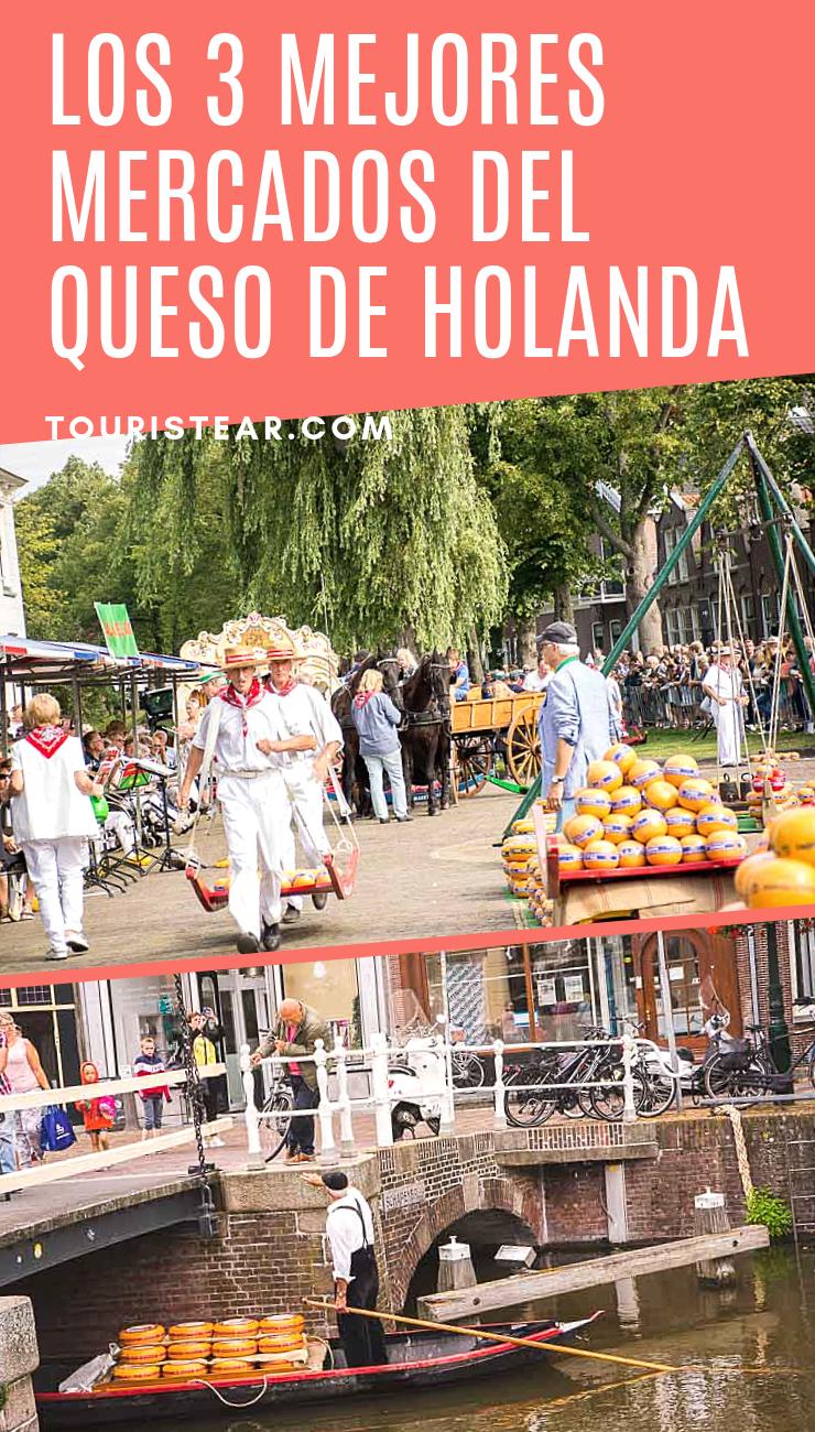 Ruta Del Queso Por Los Países Bajos Gouda Edam Y Alkmaar Culturas De Otros Paises Ciudades De Europa Paises Bajos