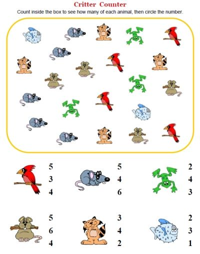 how to teach ordinal numbers to preschoolers