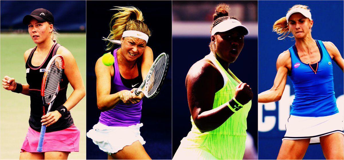 Ronda Del US Open WTA Aryna Sabalenka Derrot A Danielle Collins Mnica Puig Stefanie Vgele Daria Kastkina Timea Babos