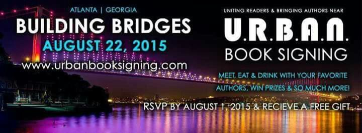 Some of your favorite urban fiction authors including Darryl J. Johnson, and several other's have joined together to host a book signing!   They will be giving away prizes, have drinks, food, music and provide an overall exciting and joyful opportunity for you to meet your favorite authors! You can RSVP at  http://www.urbanbooksigning.com