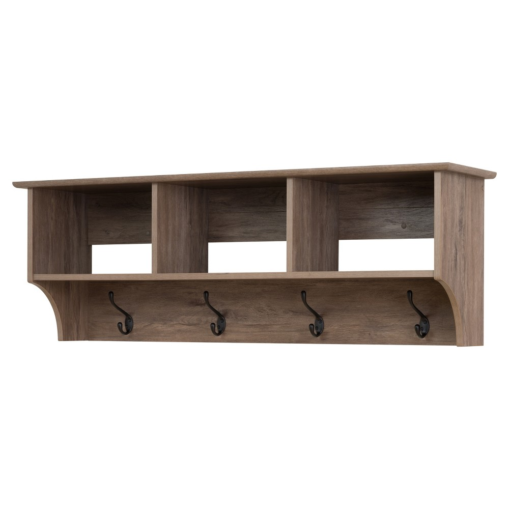 Prepac Wall Mounted Floating Desk With Storage In Espresso With Free Shipping Kids Room Tips