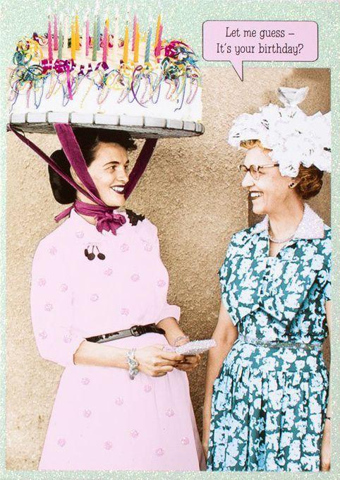Afbeeldingen Verjaardag Vrouw Retro.Pin Van T Hozz Op Funny Verjaardag Vintage