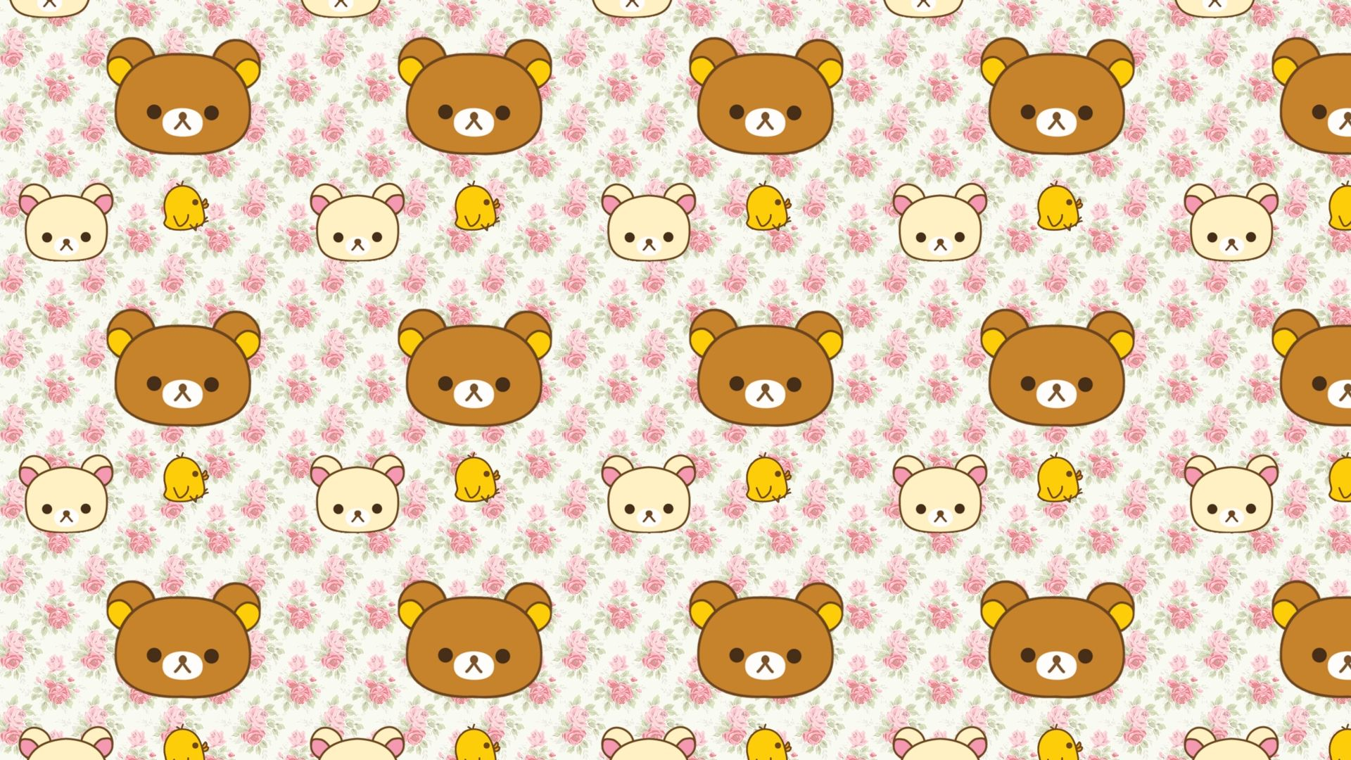DeviantArt More Like Rilakkuma Wallpaper 1920x1080 by