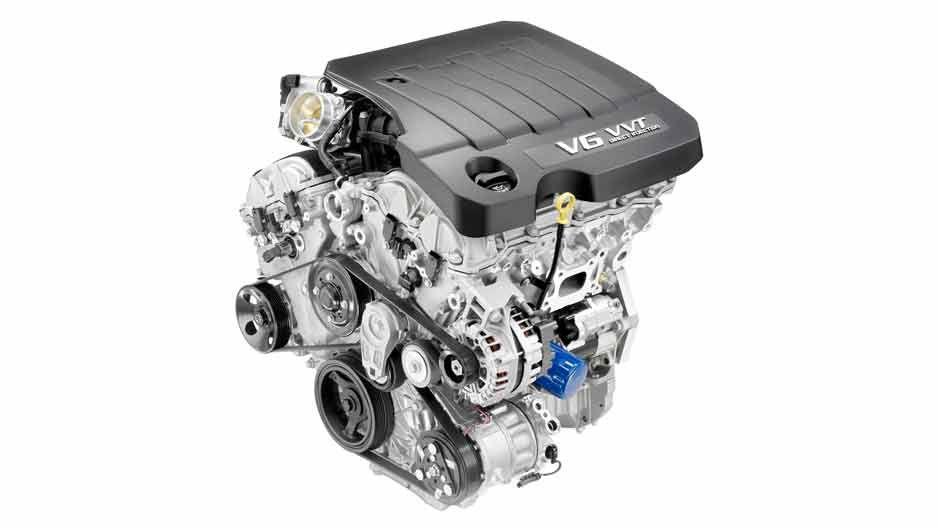 2016 Buick Lacrosse fullsize luxury sedan 3.6L V6 engine
