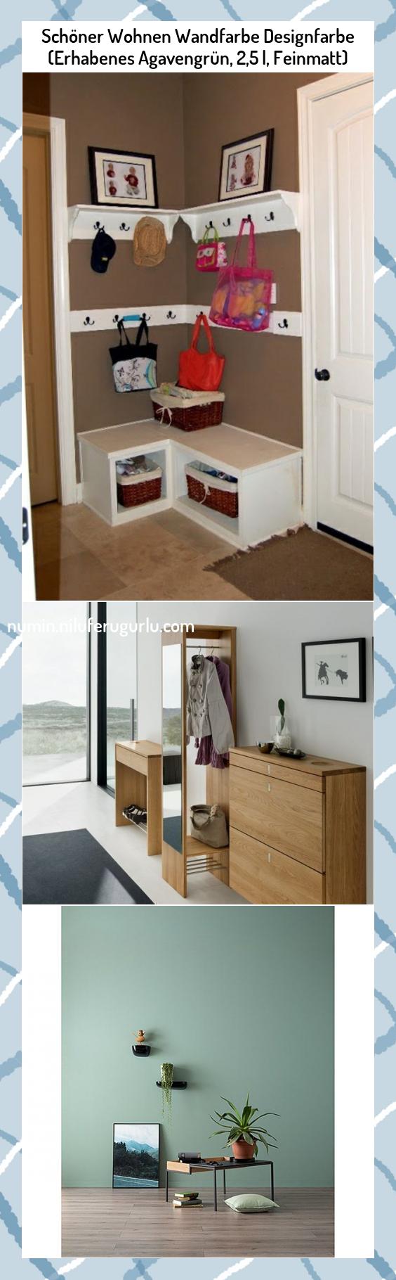 Schoner Wohnen Wandfarbe Designfarbe Erhabenes Agavengrun 2 5 L Feinmatt Schoner Wohnen Wandfarbe Designfarbe Erhabenes Ag In 2020 Home Decor Home Furniture