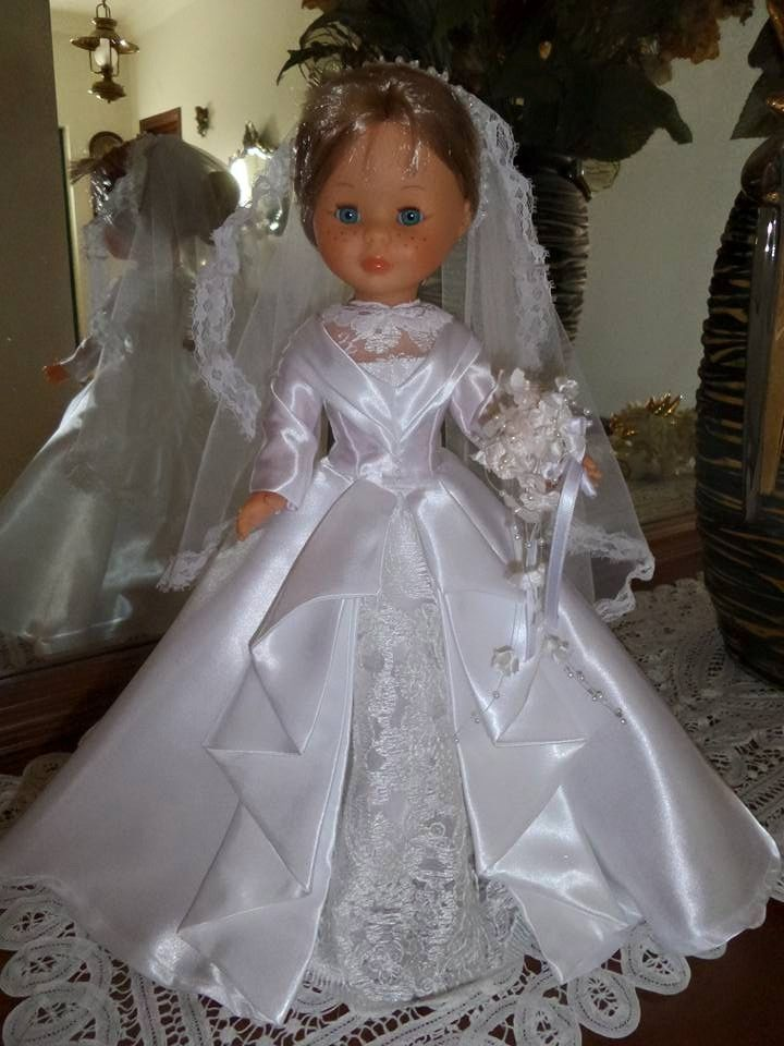 nancy novia .- | nancy ceremonia | pinterest | nancy doll, doll