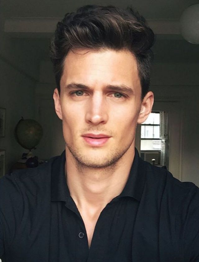 The 25 Hottest Guys To Follow On Instagram Models Pinterest