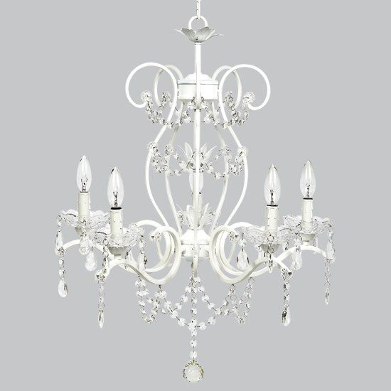 You Ll Love The Grace 5 Light Crystal Chandelier At Wayfair