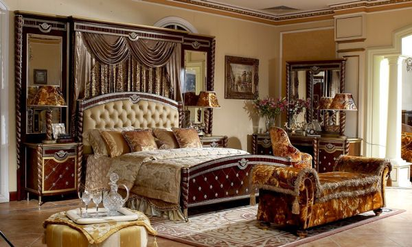 Italian Furniture - Italian Bedroom Furniture Sets Armoire Dresser ...