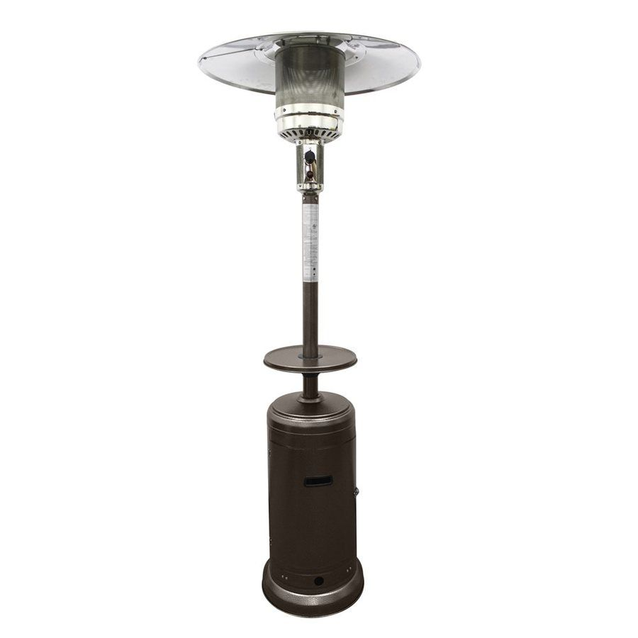 Az Patio 41000 Btu Hammered Bronze Steel Floorstanding Liquid Propane Patio Heater Lowes Com Propane Patio Heater Gas Patio Heater Patio Heater