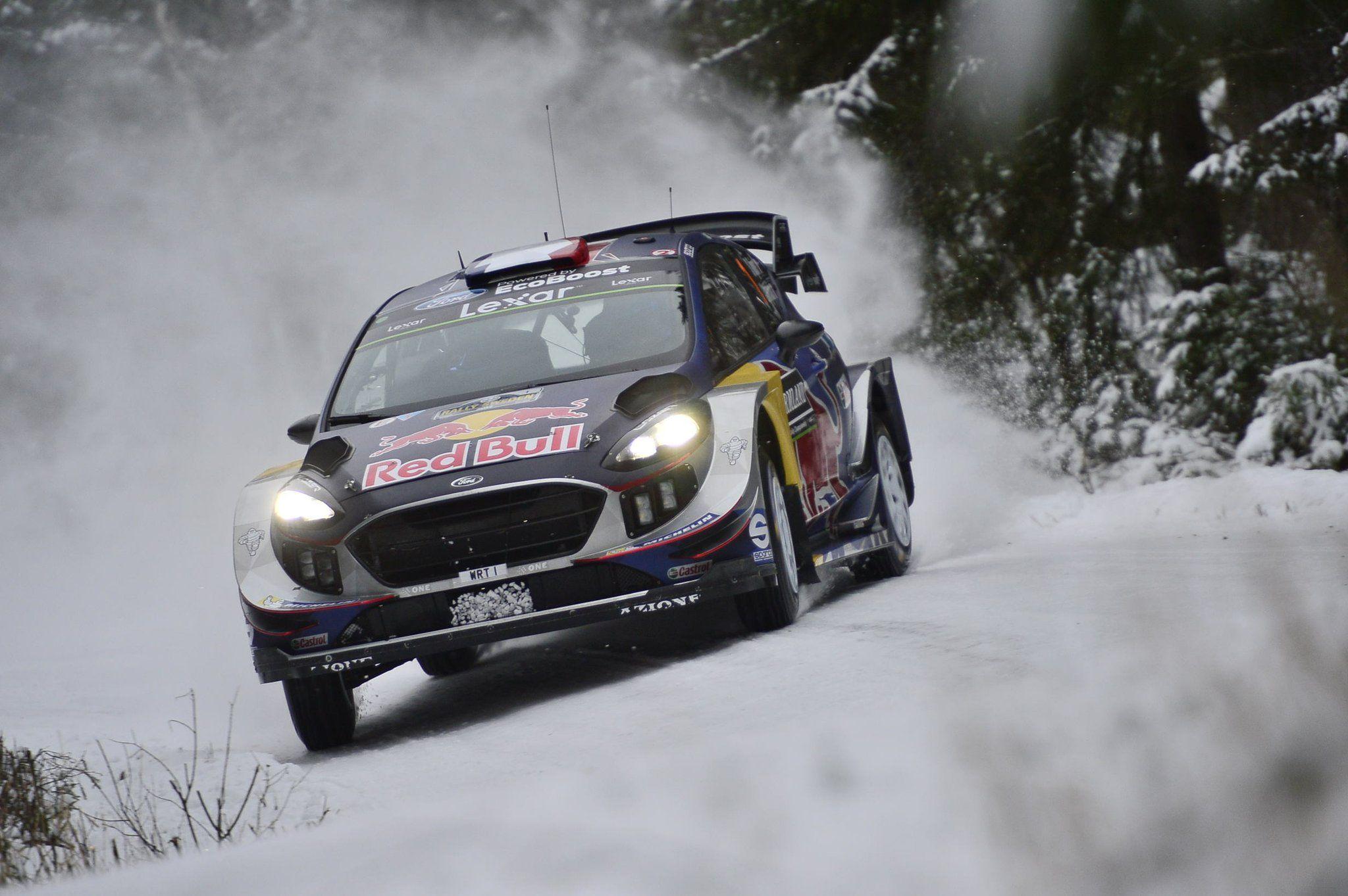 Rally Sweden (RallySweden) Twitter Ford motorsport