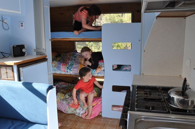 Caravan Baby Bunk Bed Designs Caravan Bunks Bunk Beds