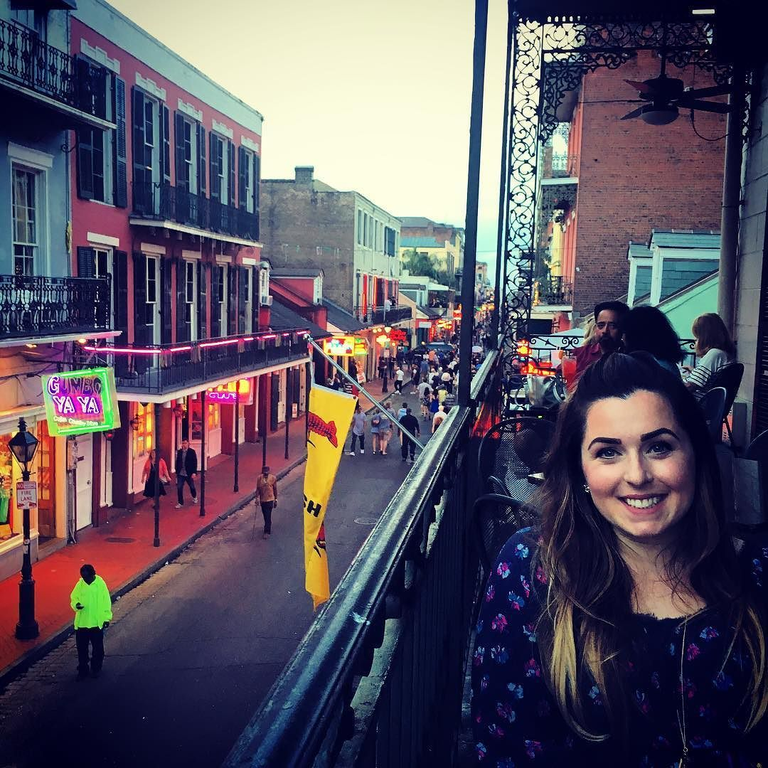 #NewOrleans #frenchquarter by t_rad