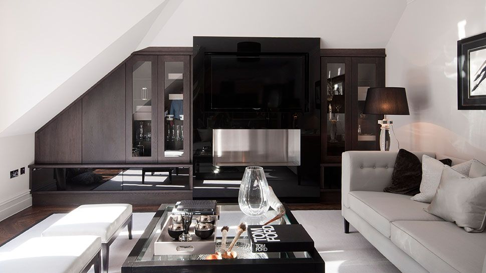 Bespoke TV cabinets, bookcases and storage units For over 50 years