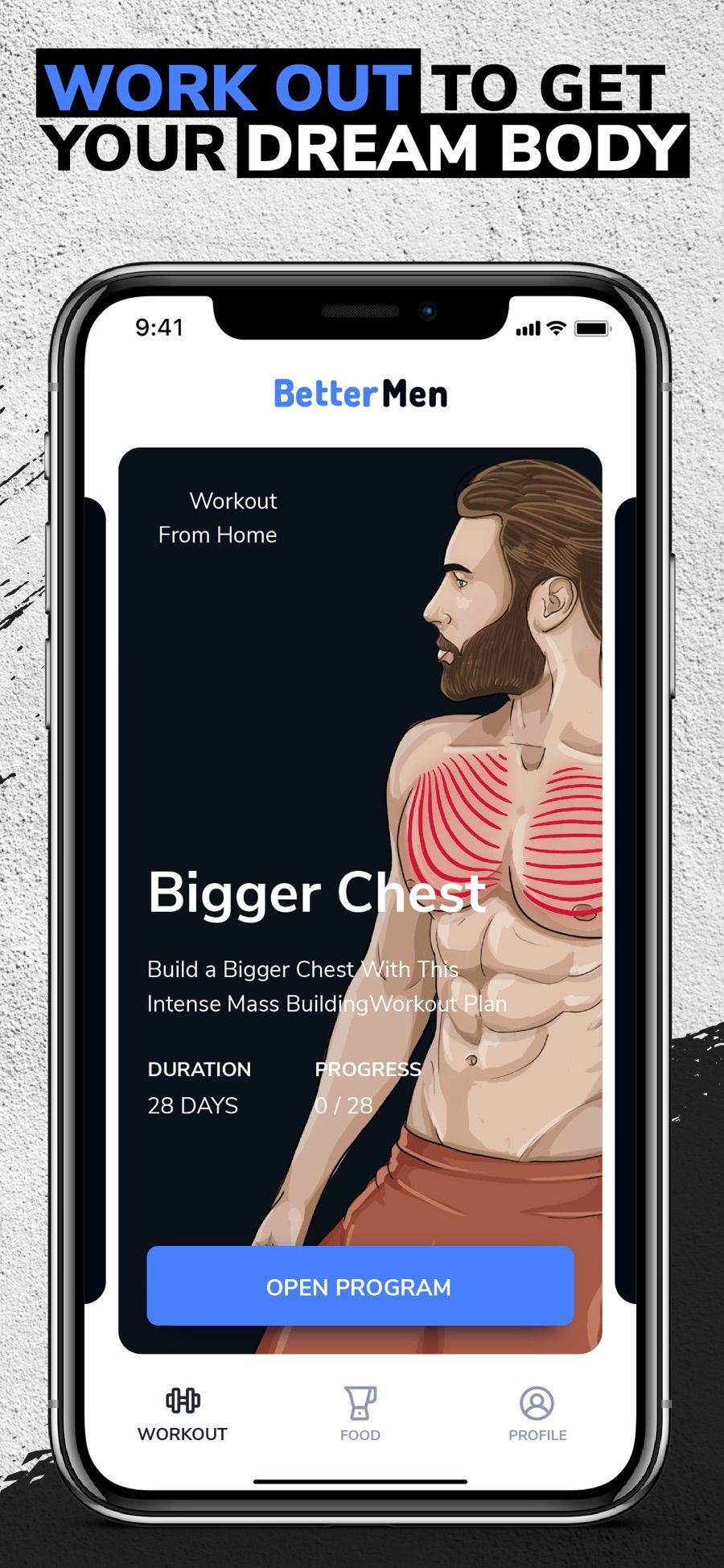 BetterMen Workout Trainer on the App Store Workout