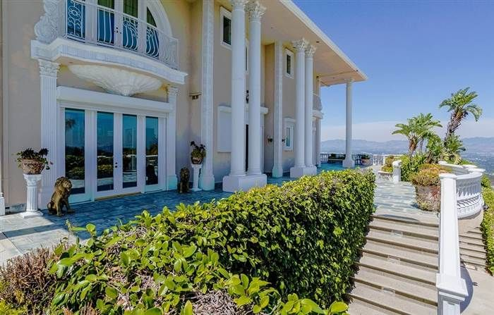 Take A Look California Mansion From Ed Sheeran S Music Video Hits