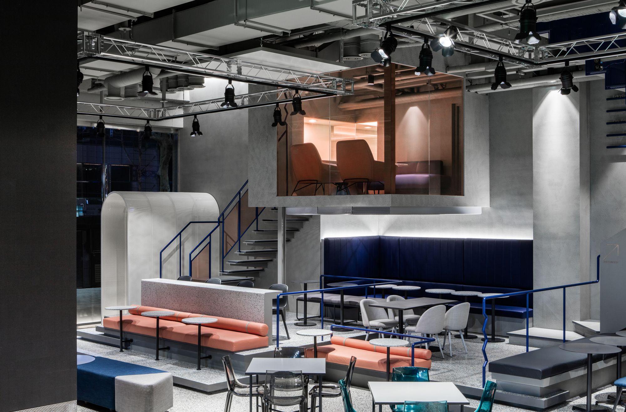 Gallery of Jam2go / Betwin Space Design - 10 | Restaurant ...