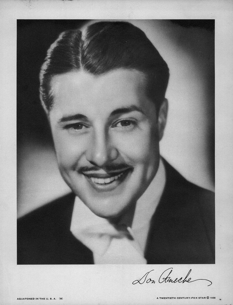 don ameche movies list