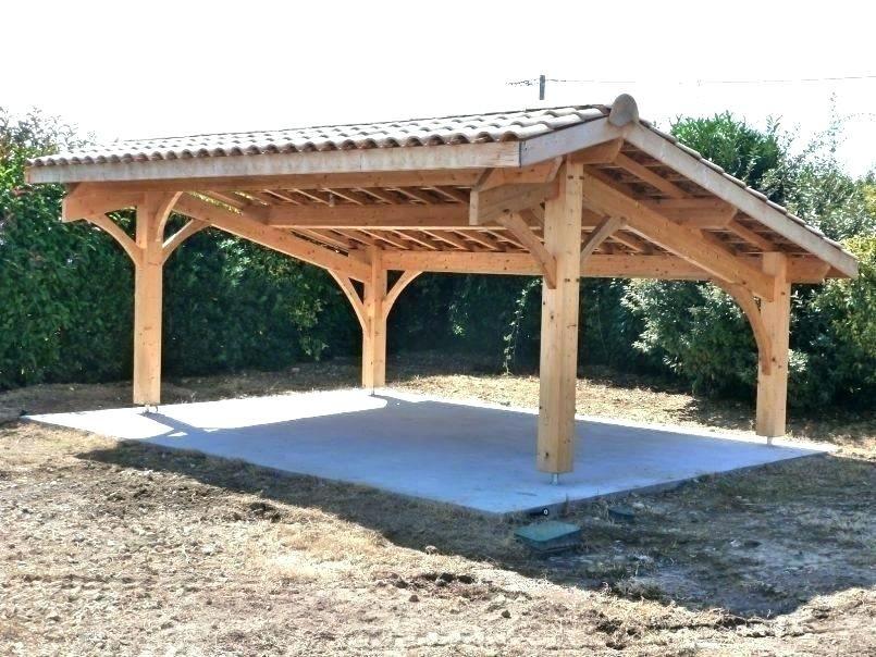 Carport Wooden Beams Enjooymart In 2020 Pergola Pergola Ideas For Patio Backyard Pavilion