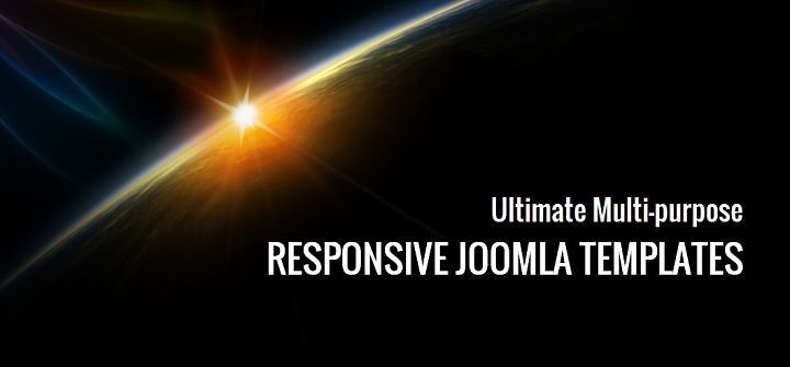 Here in this post we are listing out another collection of Multi-purpose Responsive Joomla Templates to be used by different kind of website owners.