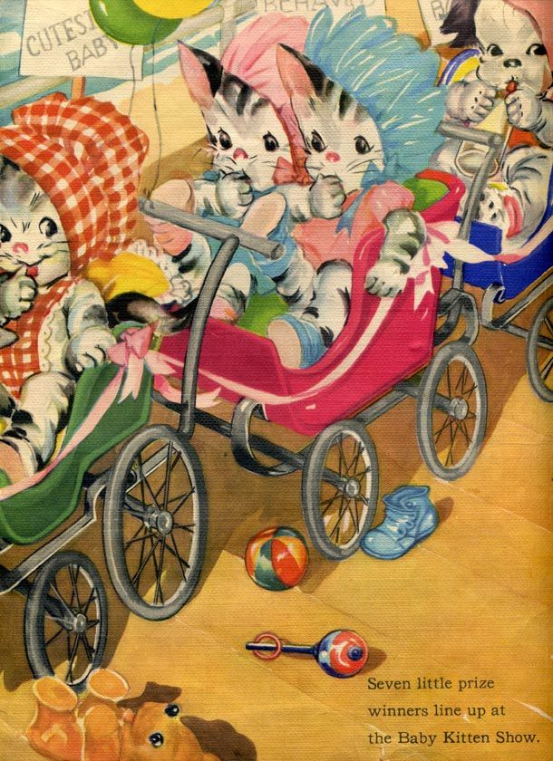 Ruth Newton - Baby Kittens