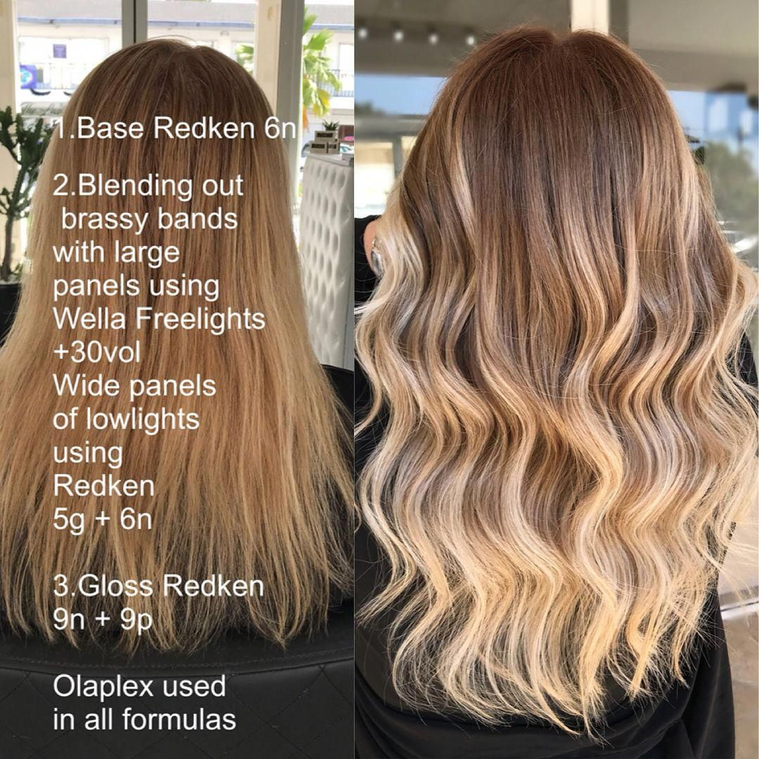 63 Stunning Examples Of Brown Ombre Hair Redken Hair Color