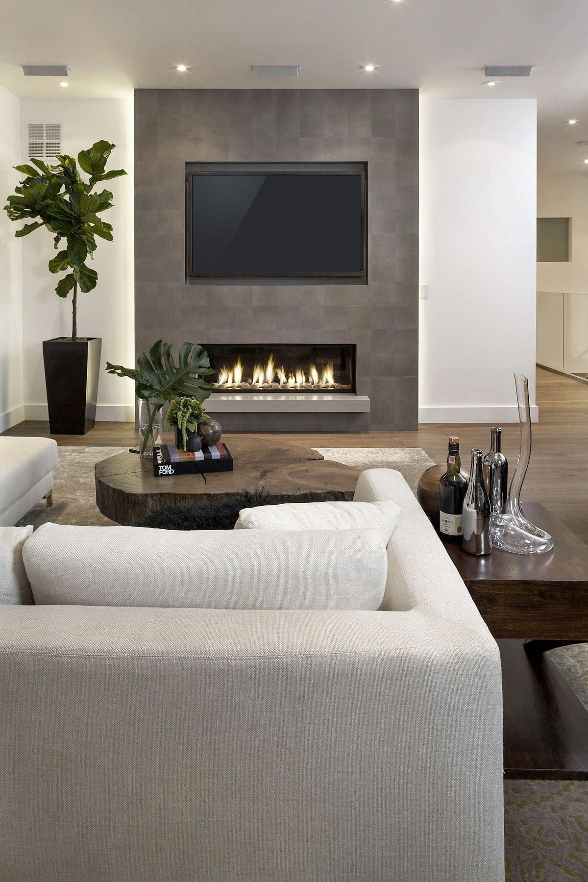 Tv Room Is A Place Of Entertainment In Your House You Can Share The Fun And Sadness With Family And Fri Farm House Living Room Fireplace Design Home Fireplace