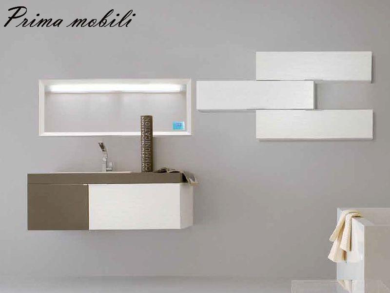Birex Mobili ~ Meuble de salle de bain versa blanc 120 x 36 birex : http: www