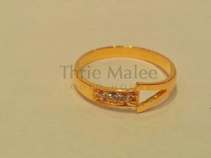 Thrie Malee Gold House Lankan Wedding Jewellery