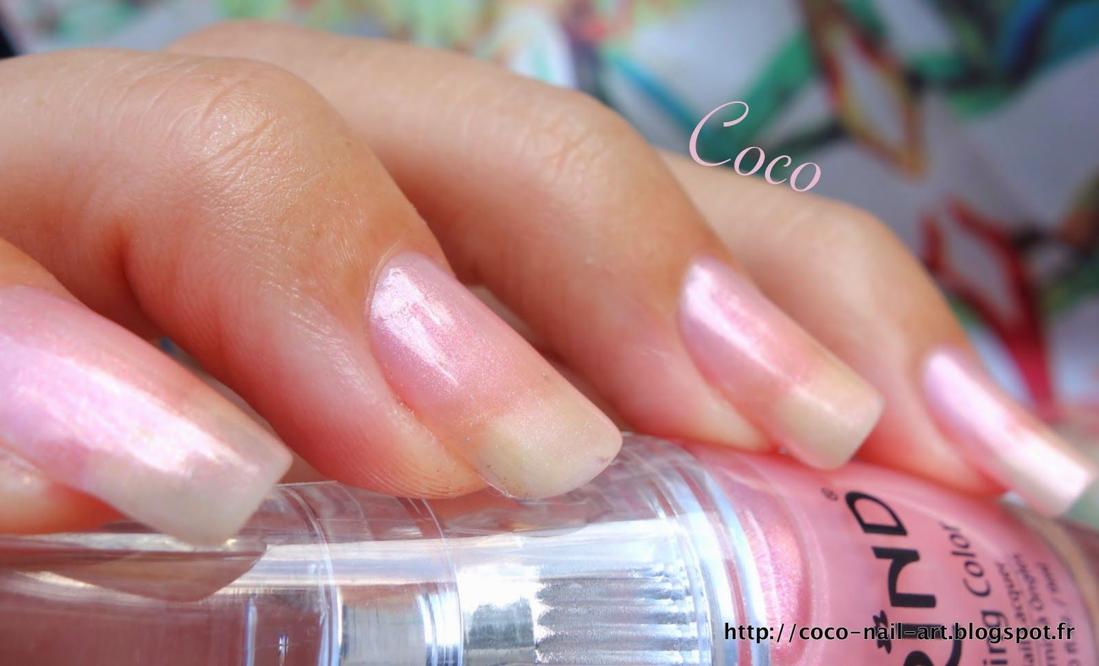Exception'nail by Coco: TRIND - Caring Color N°107 + Concours TRIND