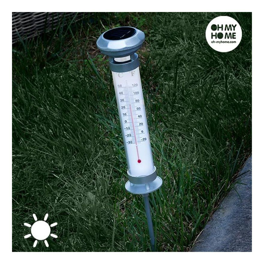 Lampe Solaire Solar Lamp Oh My Home Solar Lights