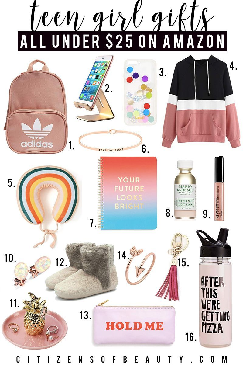 Holiday Gifts For Her Under 25 Geschenke Fur Teenager