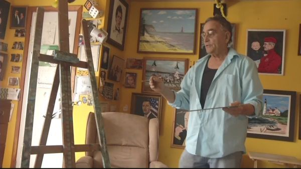 Best of Bronx: 71-year-old artist Vito Morino, of Throggs Neck