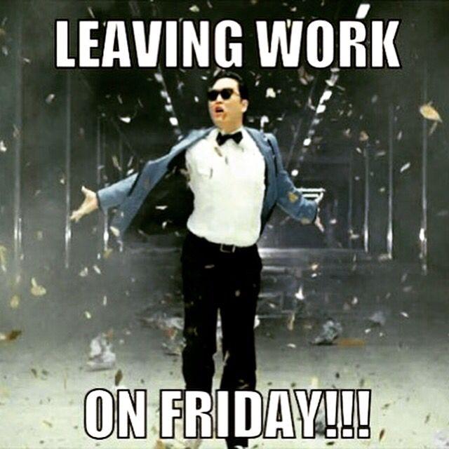 Leaving Work On Friday Teacherproblems Teachermemes Teachersfollowteachers Texasteachers Funny Friday Memes Friday Meme Friday Humor