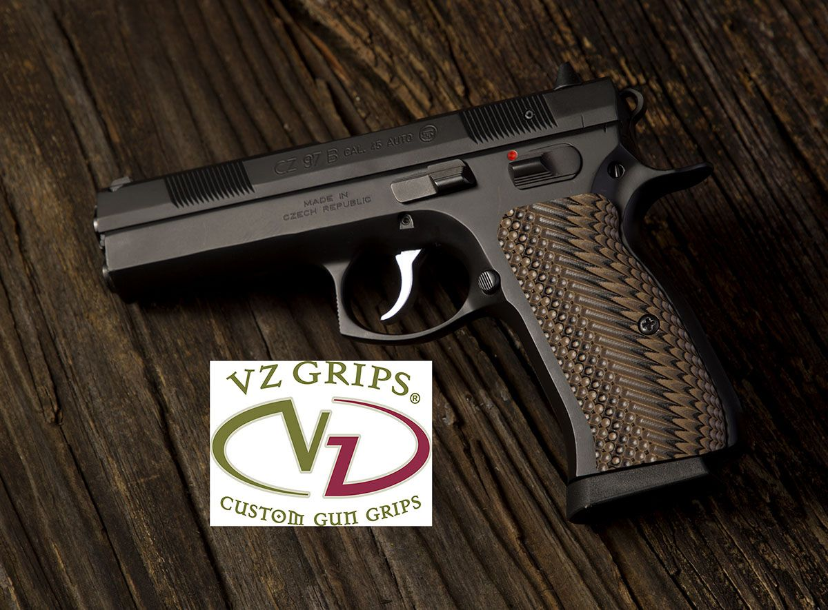 Need something to upgrade your CZ97? Try a set of these new