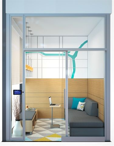 V.I.A Privacy Walls & Architectural Walls | Office spaces and ...