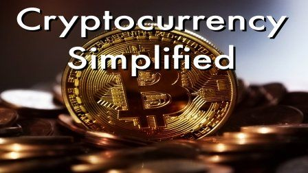 What is cryptocurrency ued for simplified