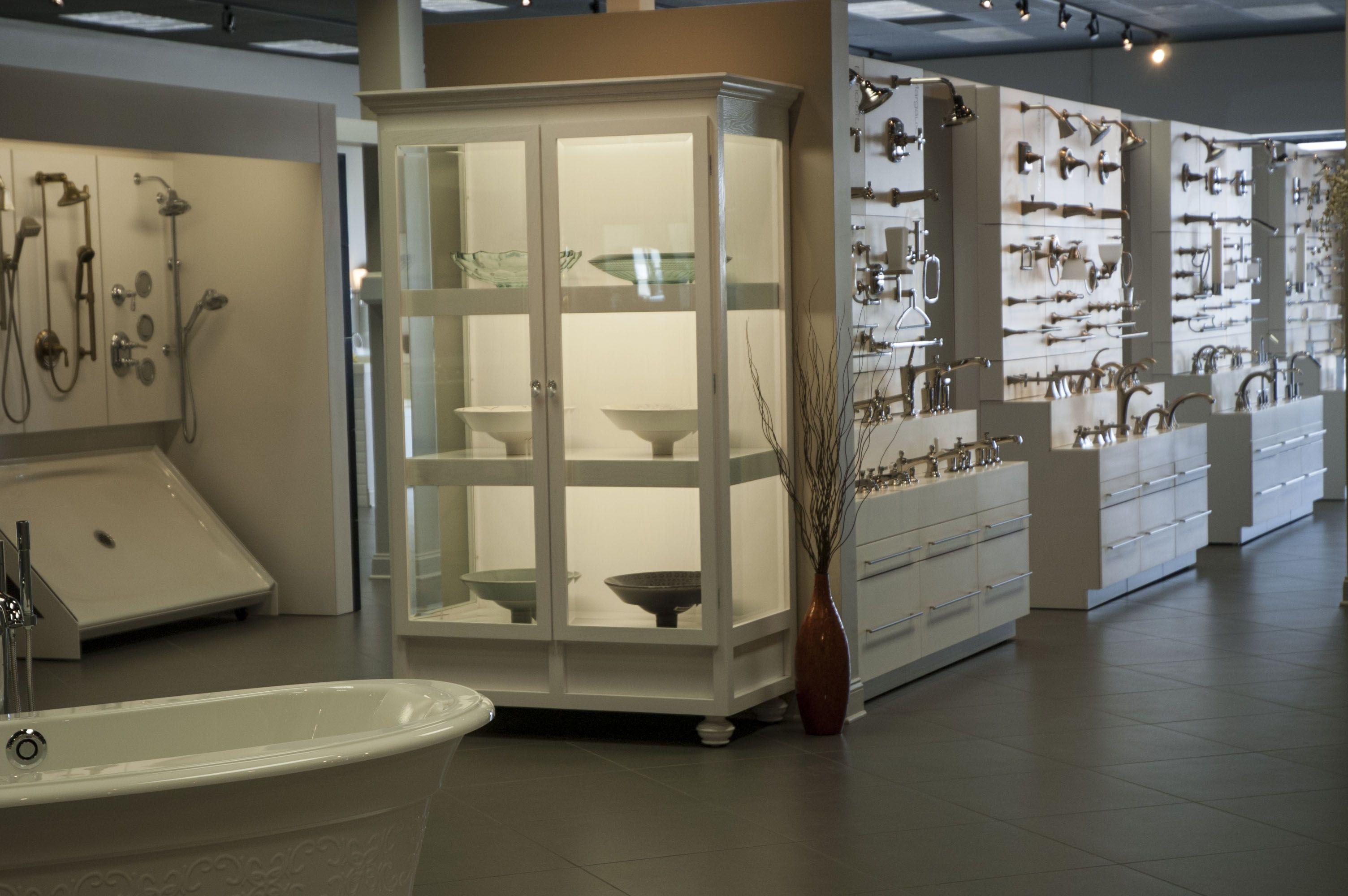 Inspired Kitchen Bath Featuring Stunning Lifestyle Displays