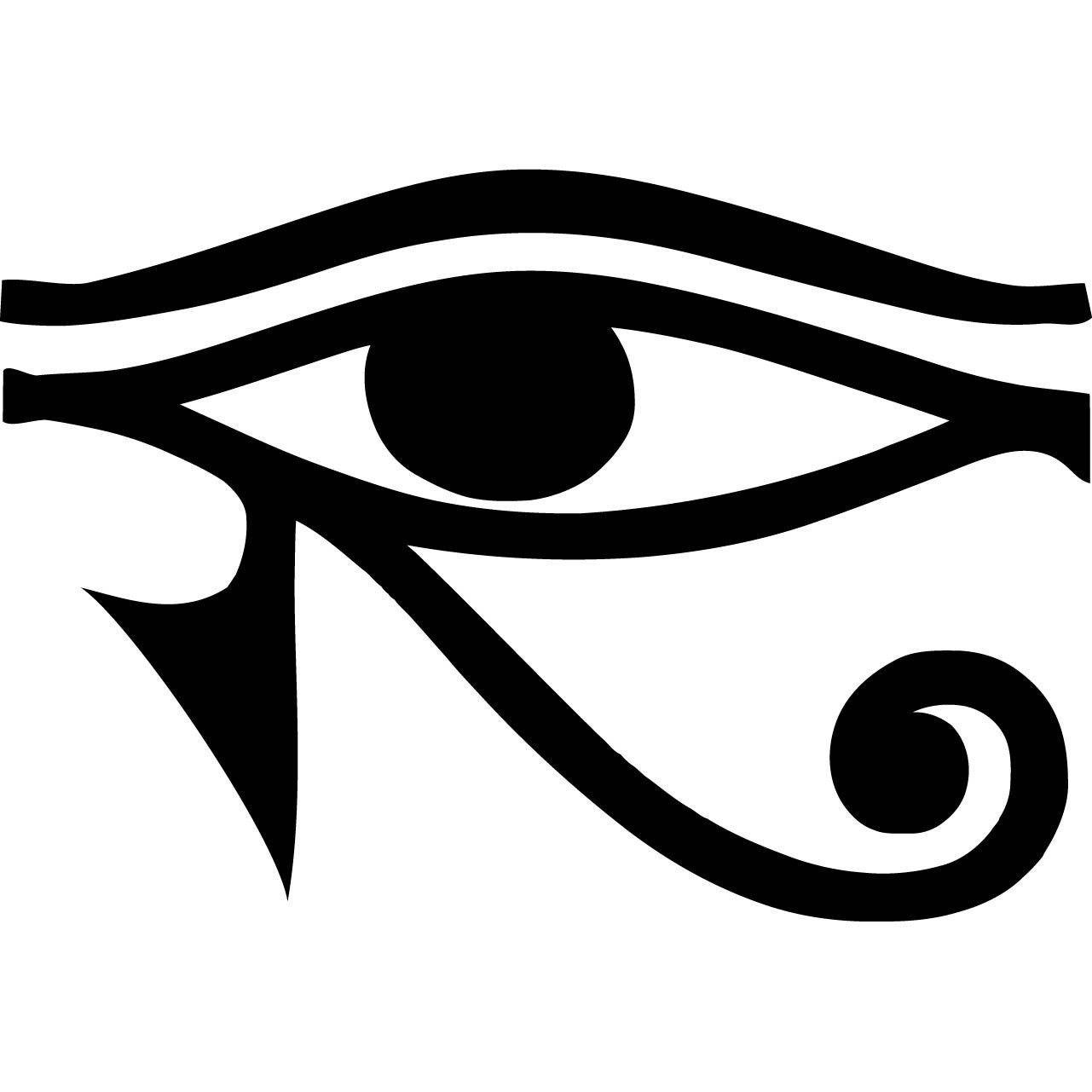 Eye of horus die cut decal car window wall bumper phone laptop eye of horus die cut decal car window wall bumper phone laptop pagan symbolsegyptian biocorpaavc