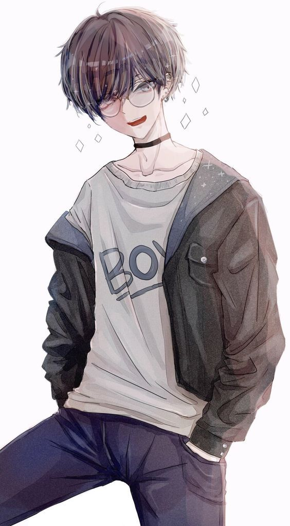 Pin Oleh Mugi Fujimaya Di Boy Anime Gambar Tokoh Animasi Ilustrasi Manga