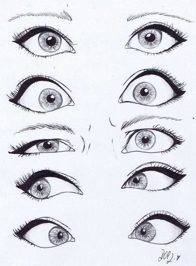 Your Eyes Speak It All Sketches Drawings Eye Drawing