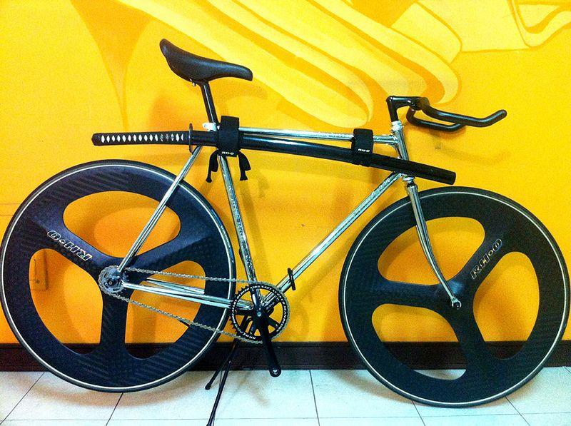 Rh O Ninja Bike Bike Ninja Bike Singlespeed Bicycle