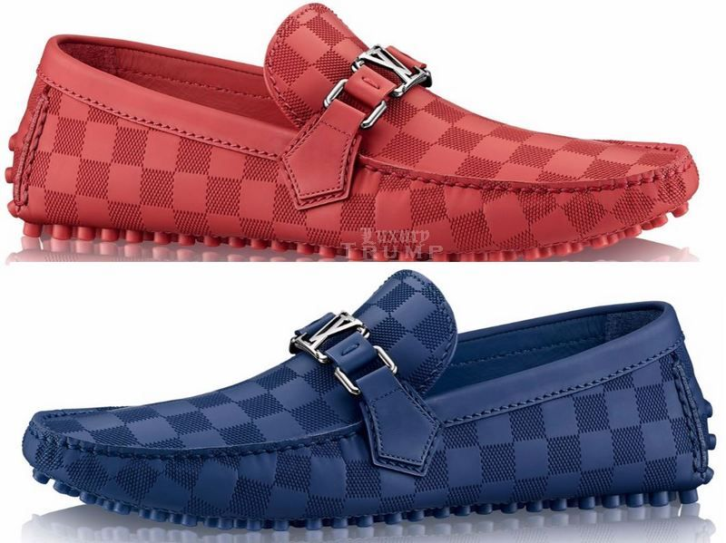 bb7938b3b Louis Vuitton Damier Hockenheim Car Shoe | Fashion in 2019 | Shoes ...