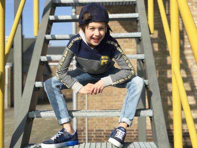 Review Kinderkleding.Cool Kid In Cool Denim Look Retour Jeans Review Kids Jeans