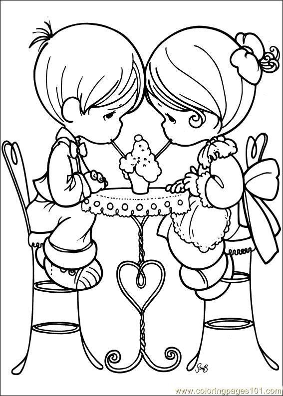 precious moments.. anniversary idea... hmmm for my bestie ...
